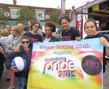 Pride Comes To Birmingham!