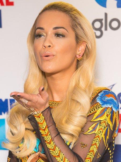 Rita Ora Summertime Ball Red Carpet 2015