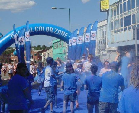 The Color Run at Wembley Park