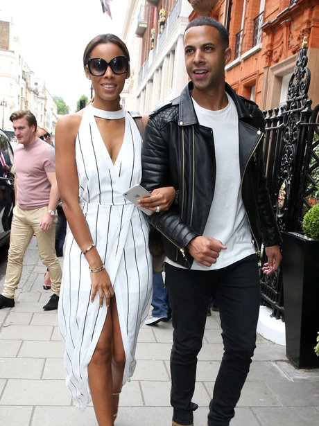 Marvin and Rochelle together