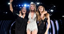 Taylor Swift and Cara Delevingne '1989' Tour