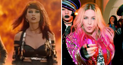 Taylor Swift Madonna Music Video Cameos