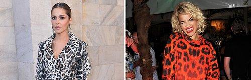 Cheryl Fernandez-Versini Rita Ora Fashion