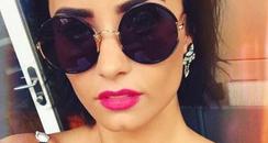 Demi Lovato Selfie Instagram
