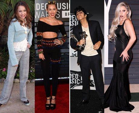 Miley Cyrus V. Lady Gaga
