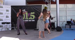 Little Mix Bug Attack