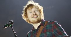 Ed Sheeran live at Fusion Festival 2015