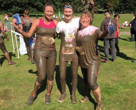 Pretty Muddy - 6th Sept Post-Race