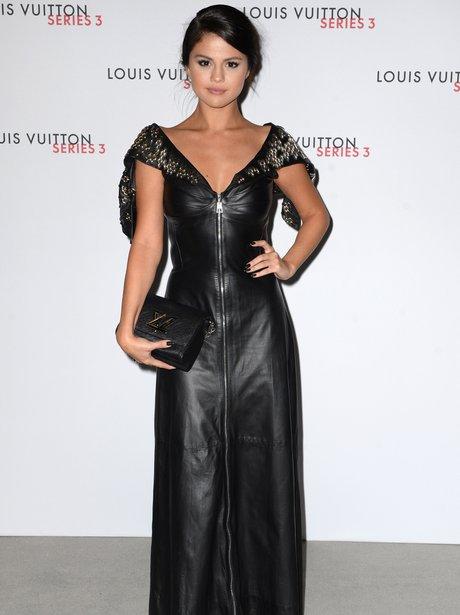 Selena Gomez London Fashion Week 2015