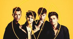 The Vamps Wake Up Artwork