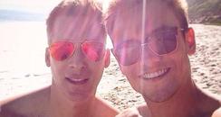 Tom Daley 2015 Instagram
