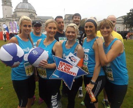 Cardiff Half Marathon 3