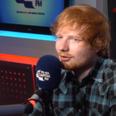 Ed Sheeran at Capital