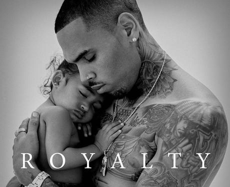 Chris Brown Royalty Album Artwork
