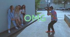 Little Mix 'OMG' Video Teaser