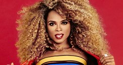 Fleur East press 2015