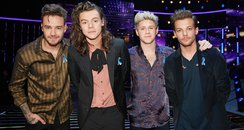 One Direction X Factor 2015