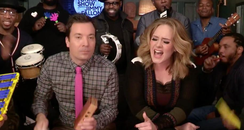 Jimmy Fallon Adele Performance