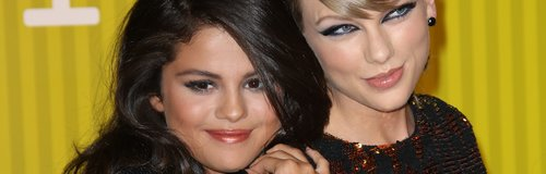 Selena Gomez and Taylor Swift 2015