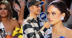 Miss Universe 2015 Fail Justin Bieber