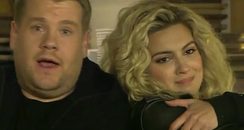 James Corden Tori Kelly Music Video