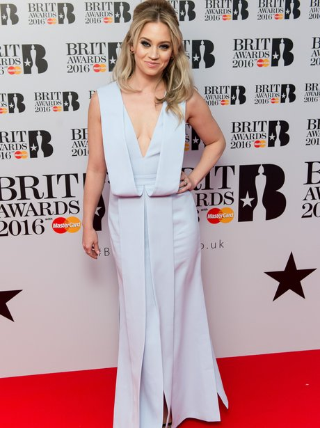 Kimberly Wyatt The Brit Awards nominations 2016