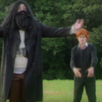 Straight Outta Hogwarts Viral Video