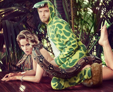 During this shoot, Jennifer Lawrence wasn't told that a ...