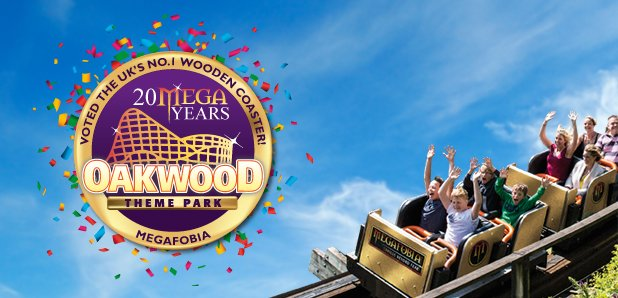 Win An Amazing Day Out For Your Class At Oakwood Theme