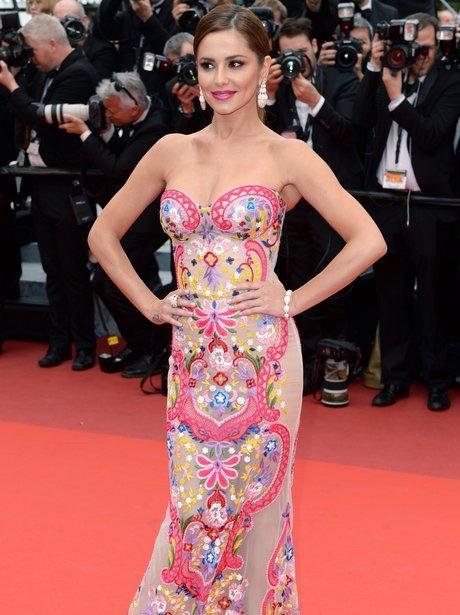 Cheryl attending Cannes Film festival