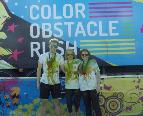 Color Obstacle Rush Liverpool