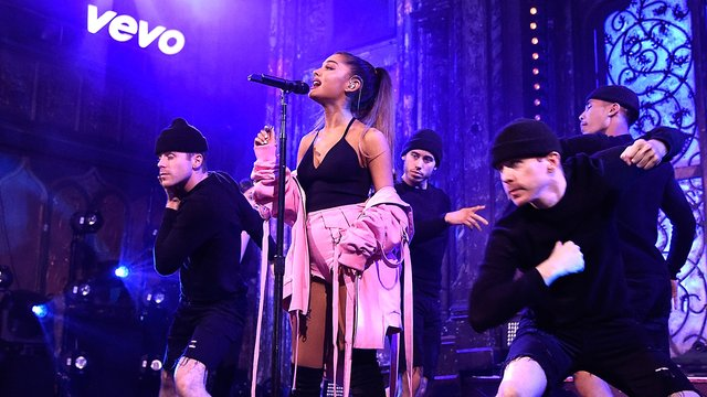 WATCH: Ariana Grande Performed An Intimate Gig To Celebrate 'Dangerous Woman' & It's Breathtaking