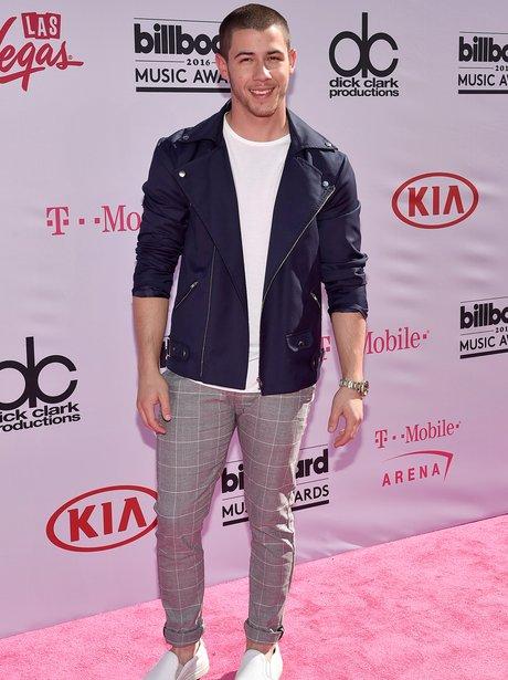 Nick Jonas Billboard Music Awards 2016