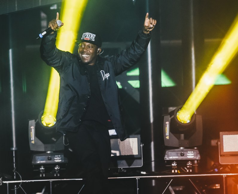 Wireless 2016 Dizzee Rascal