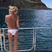 Image 8: Britney Spears poses topless on luxury yacht