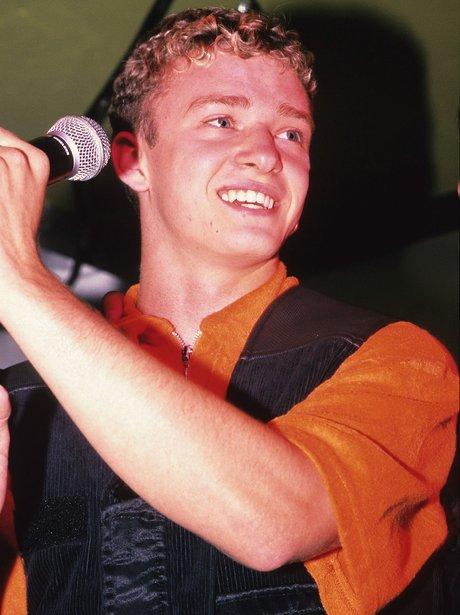 Justin Timberlake Live