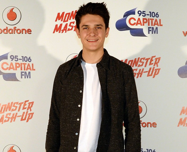 Kungs Monster Mash-Up 2016 Liverpool red carpet