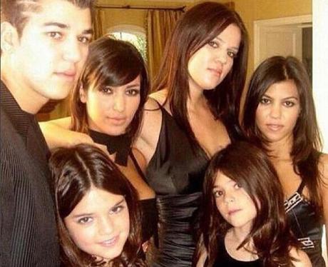 Kylie Jenner Family instagram