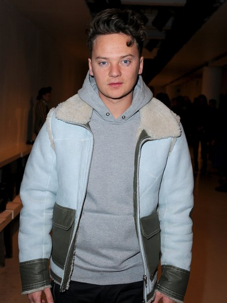 Conor Maynard at Celebrities & Front Row - Day 2 -