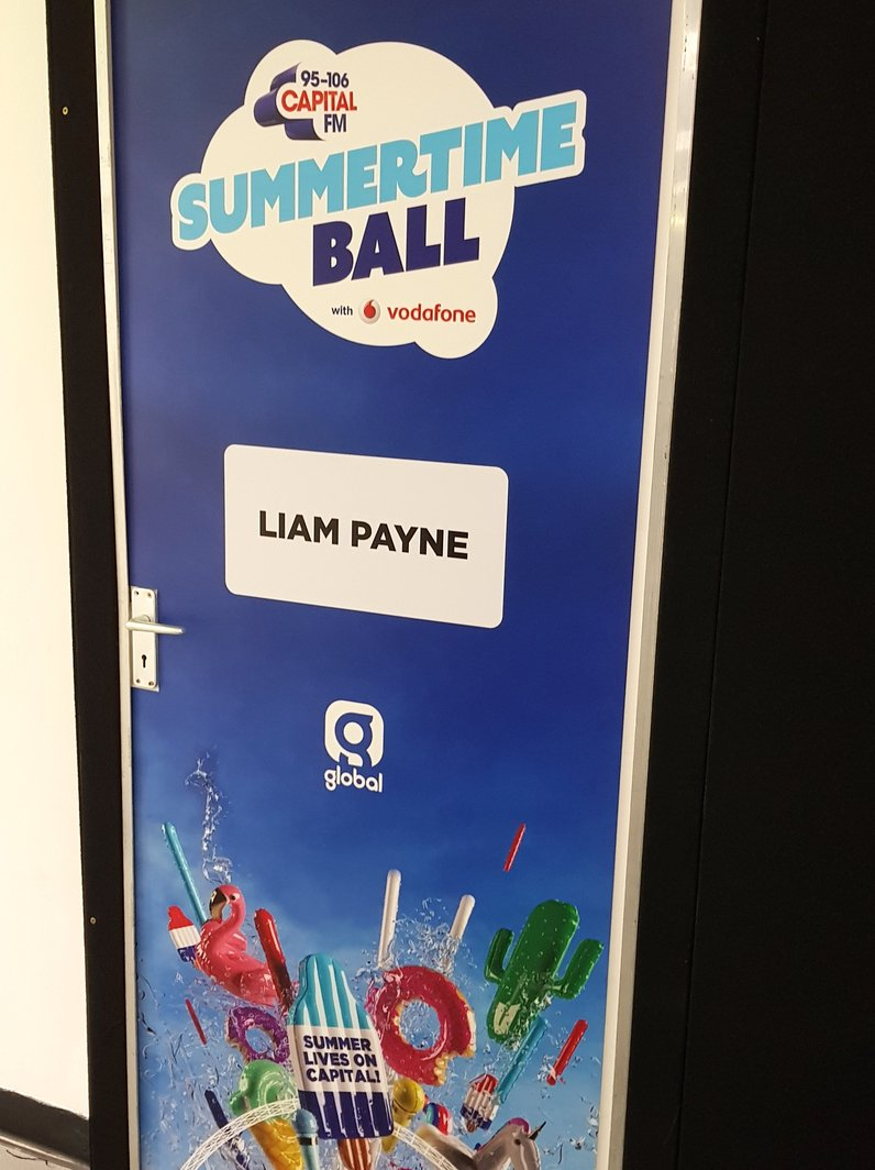 Summertime Ball 2017 Backstage Tour