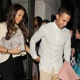 Rochelle and Marvin Humes on a date